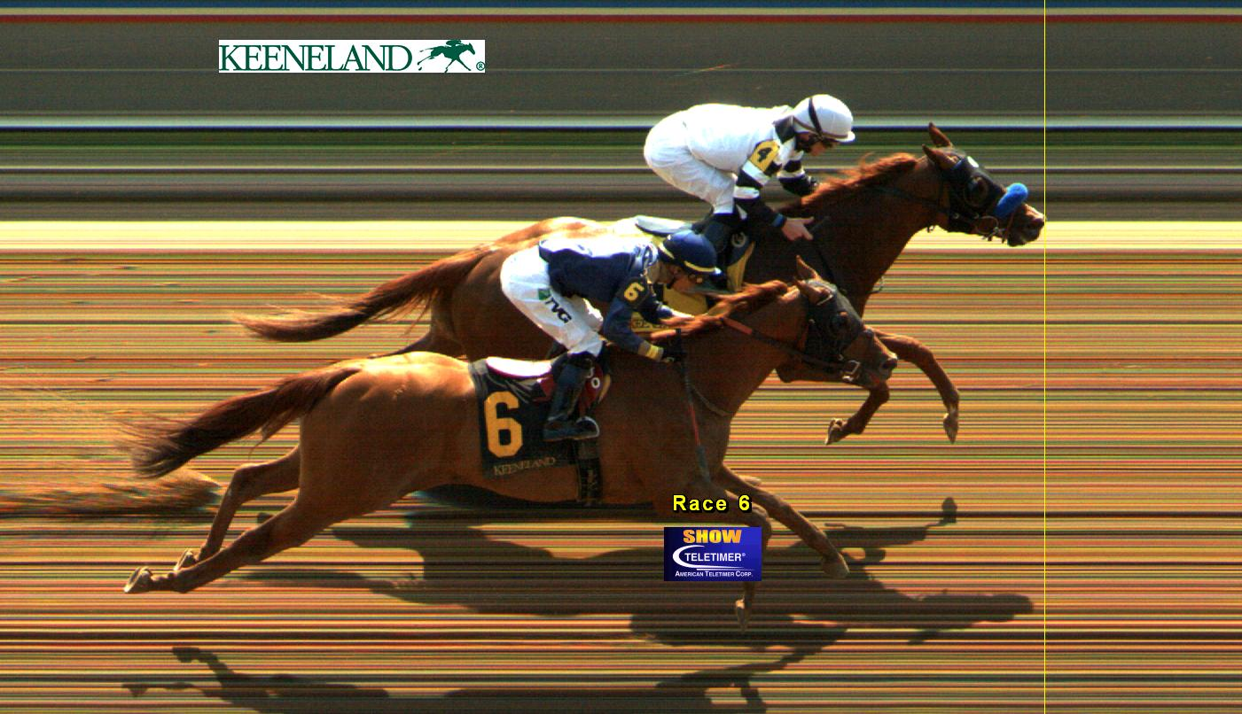 Photo Finishes For April 10 Keeneland