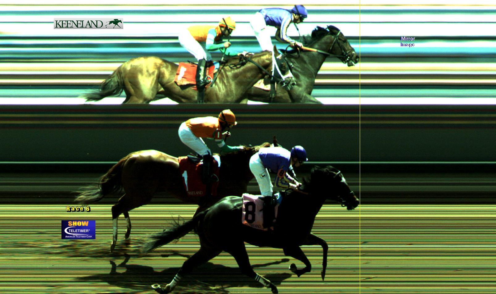 Photo Finishes For April 14 Keeneland
