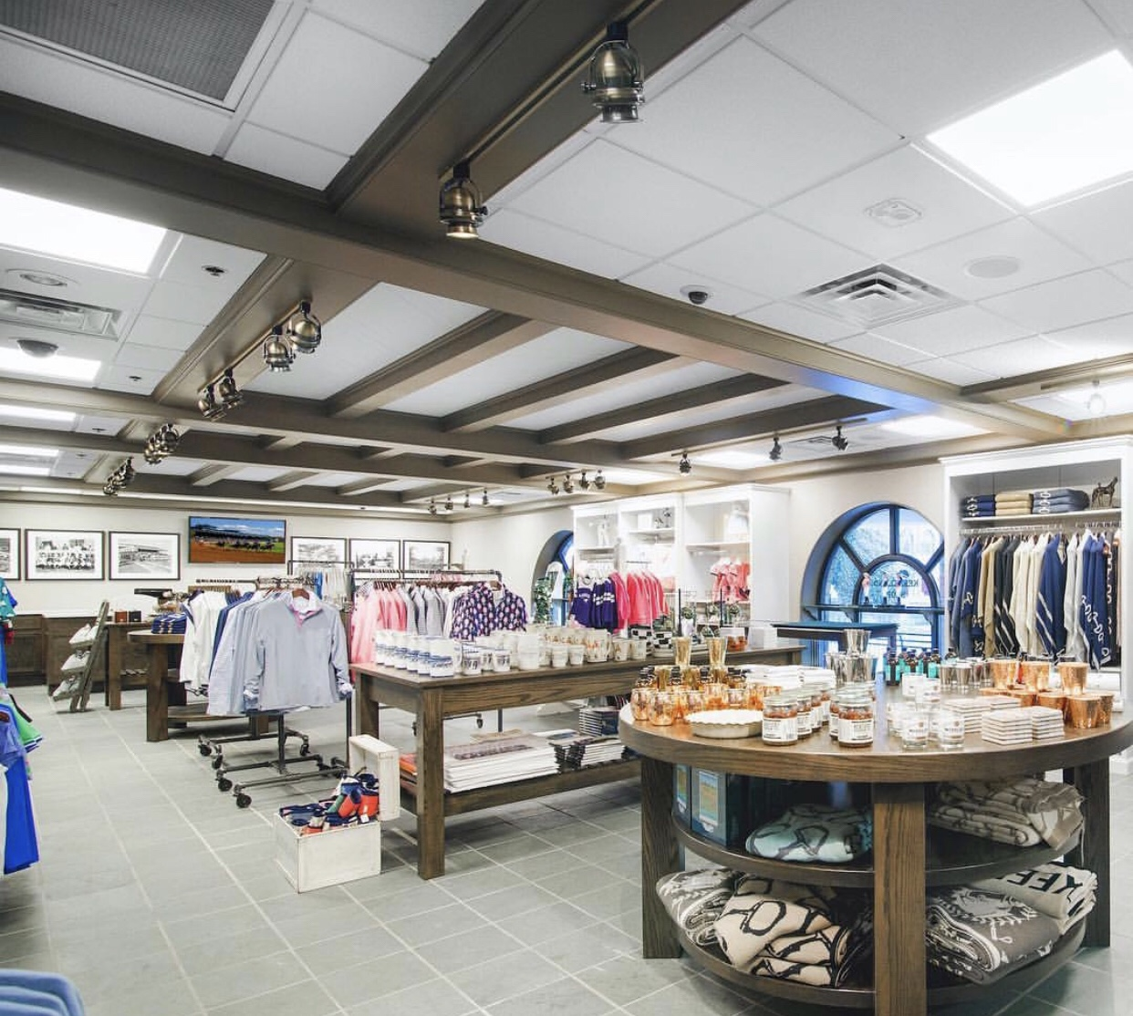 Keeneland Shop renovation