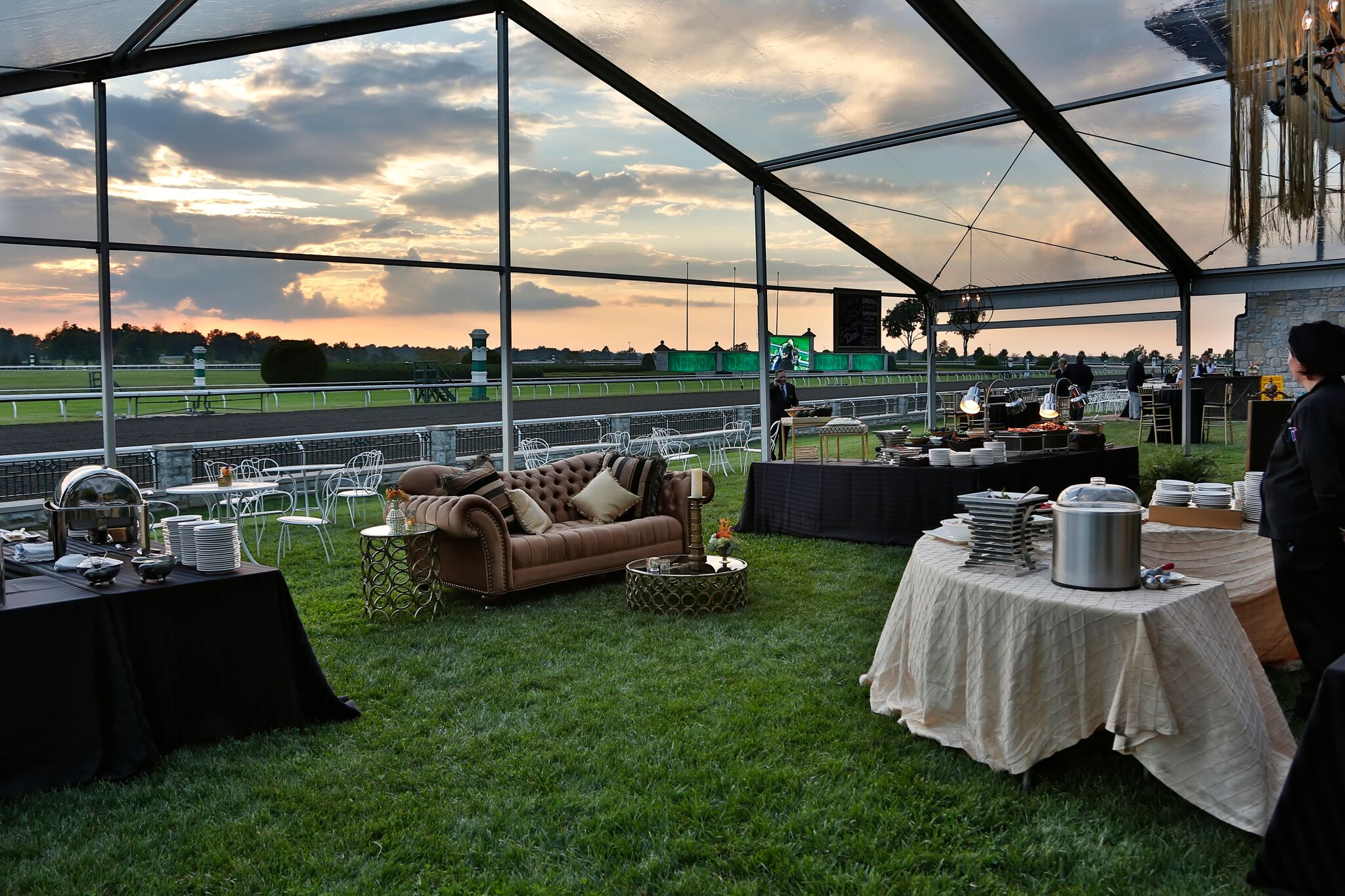 Keeneland Fall Stars Party