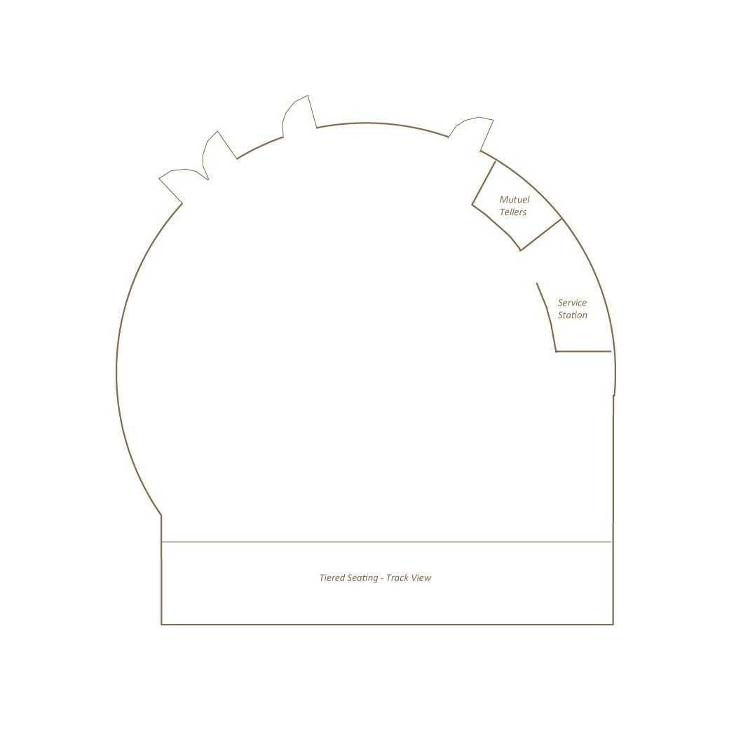 Lafayette room diagram