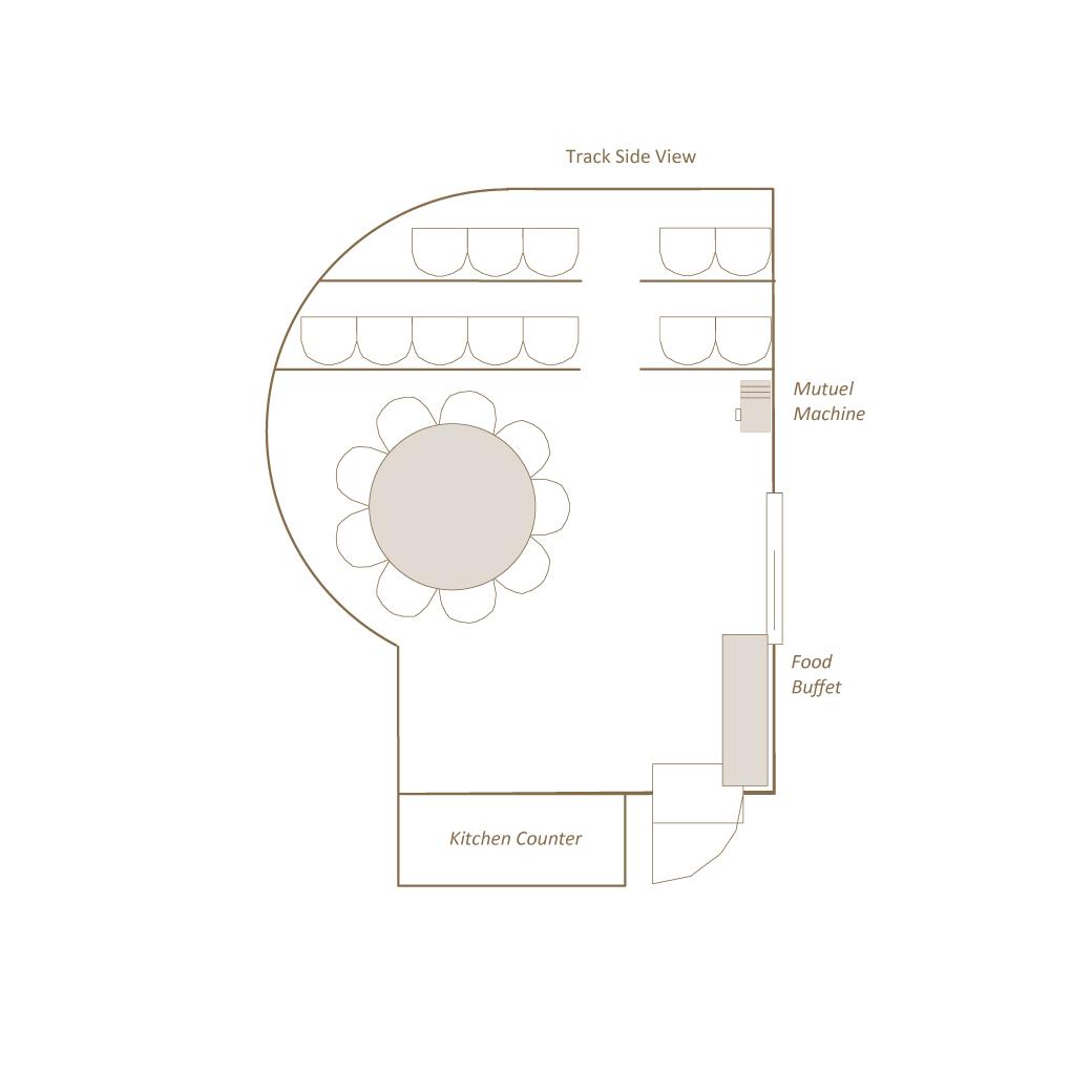 Corporate Suite Diagram