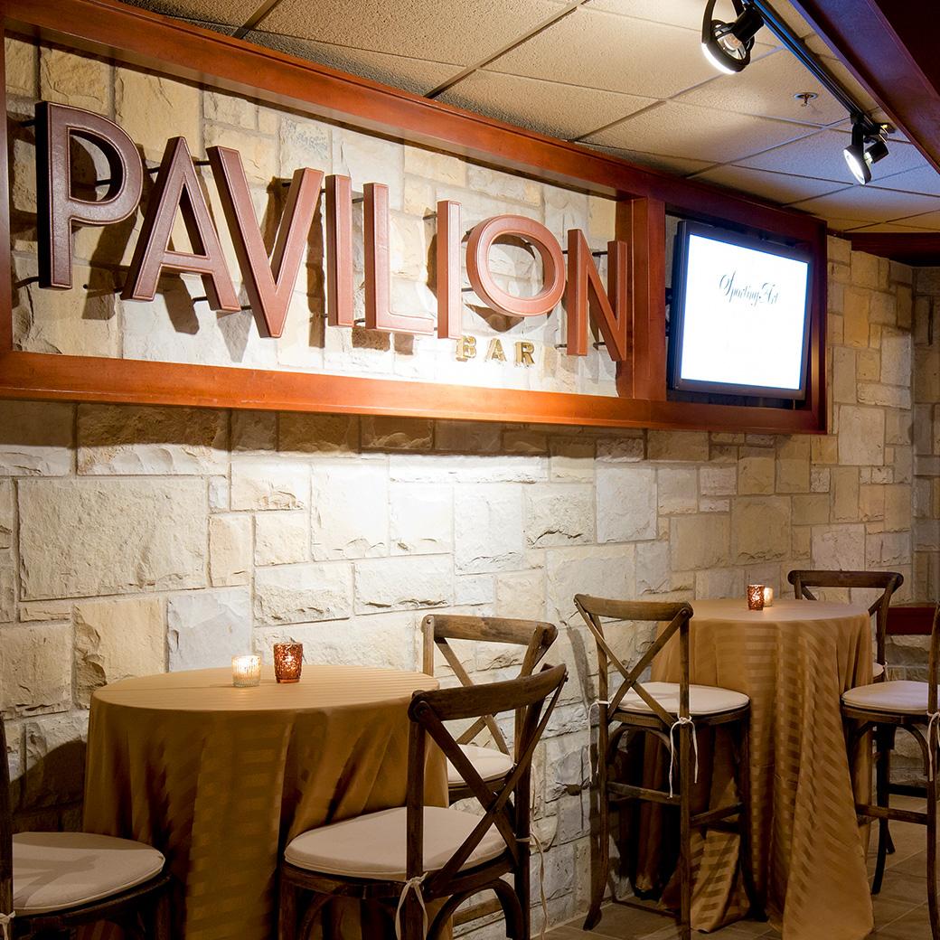 Keeneland Pavilion Bar