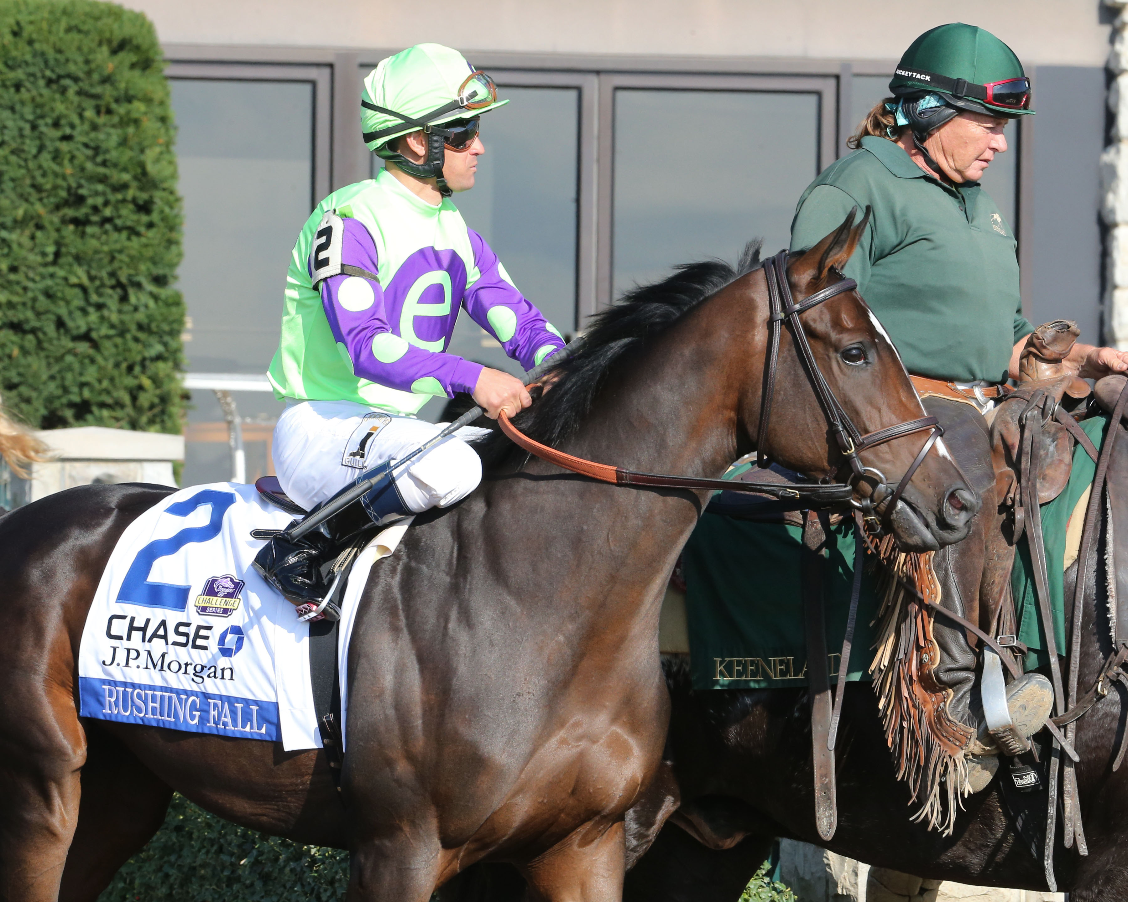 10 For 10 Facts About Keeneland S Breeders Cup Challenge