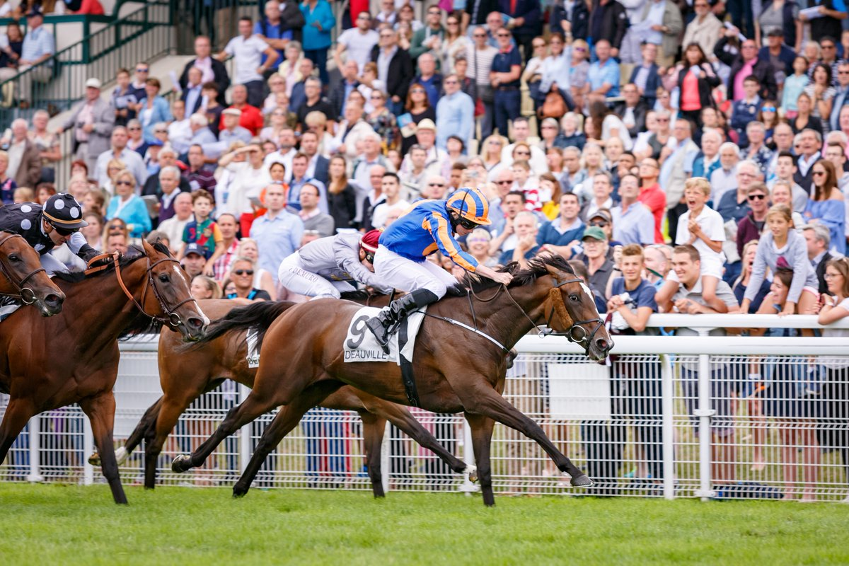 Roly Poly wins the Prix Rothschild