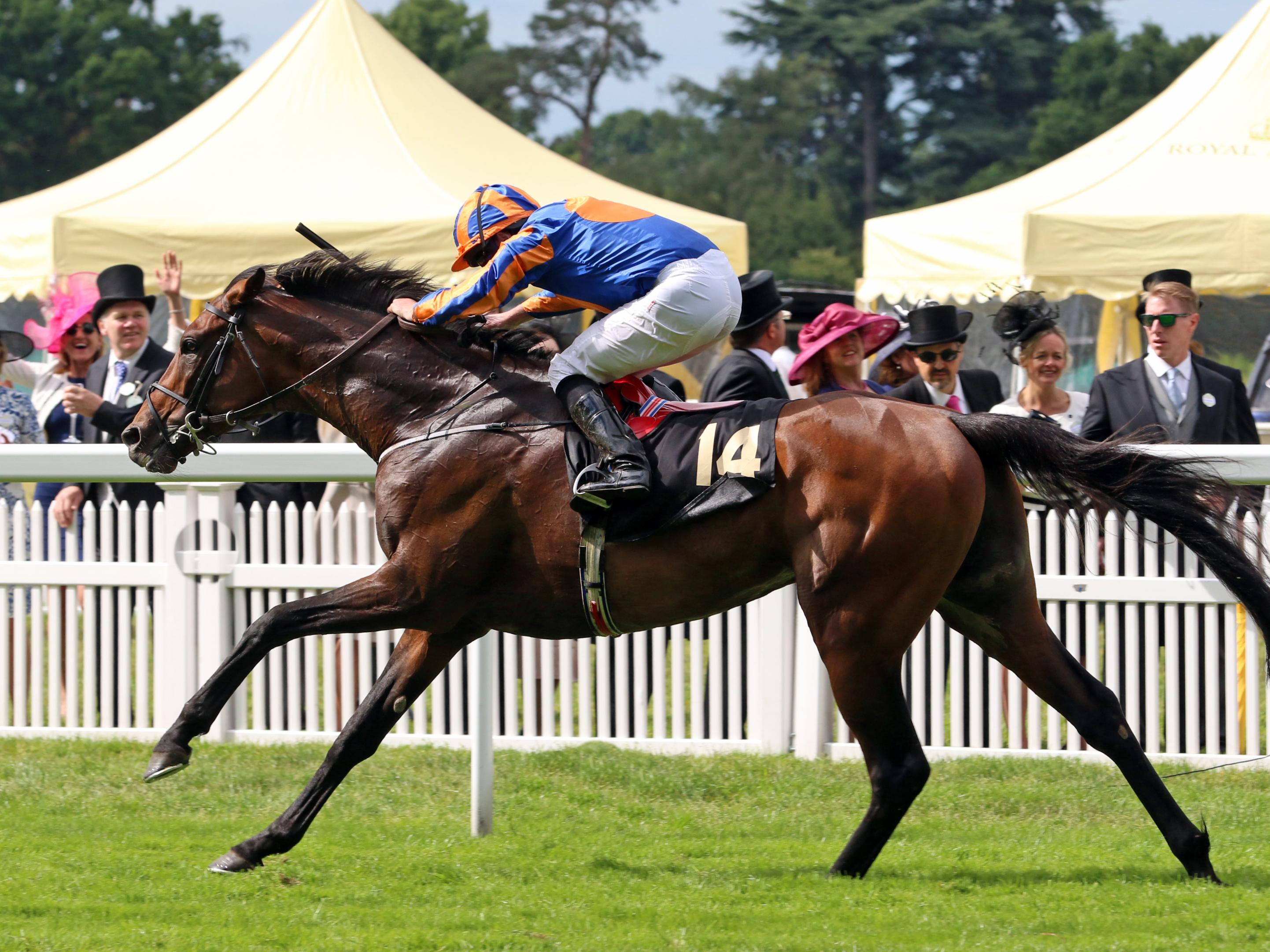 Order of St George wins at Royal Ascot