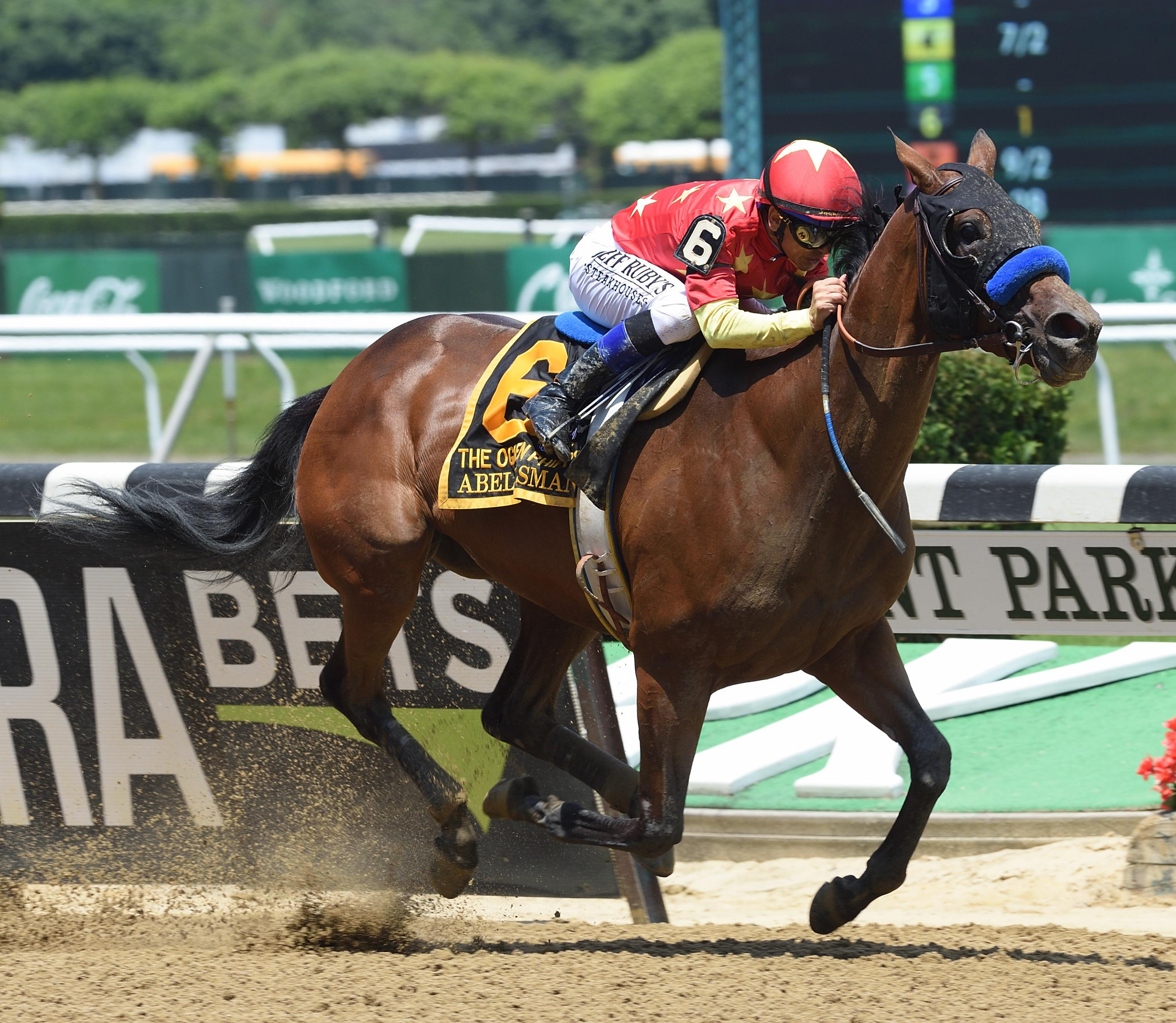 Abel Tasman wins the Ogden Phipps
