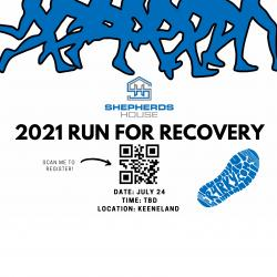 Shepherds House Run for Recovery
