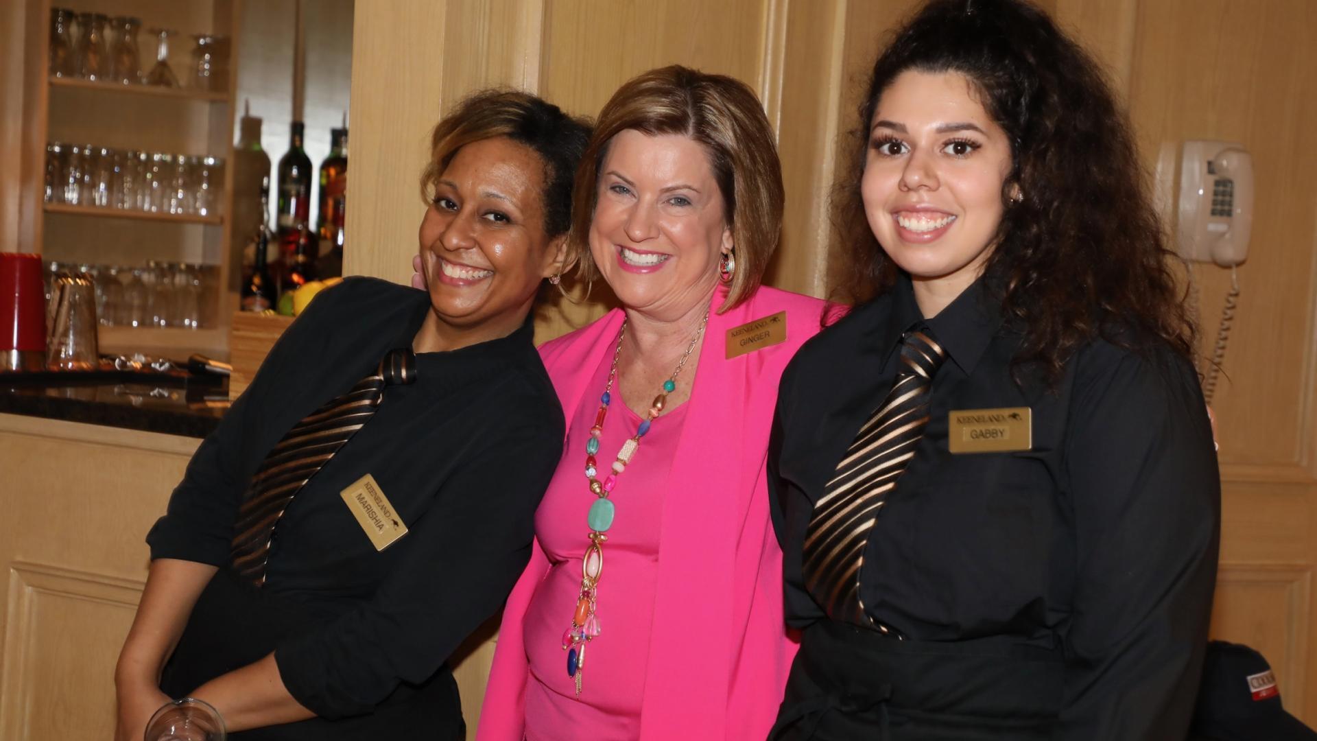 Keeneland Hospitality Employees