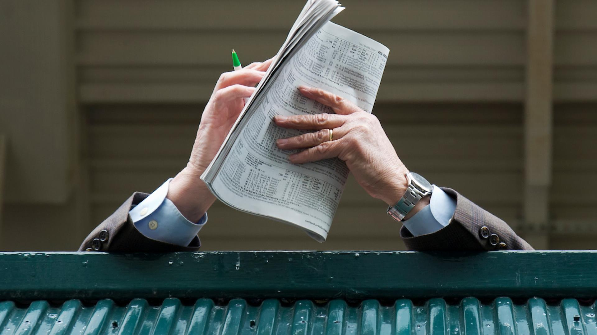 handicapping contest