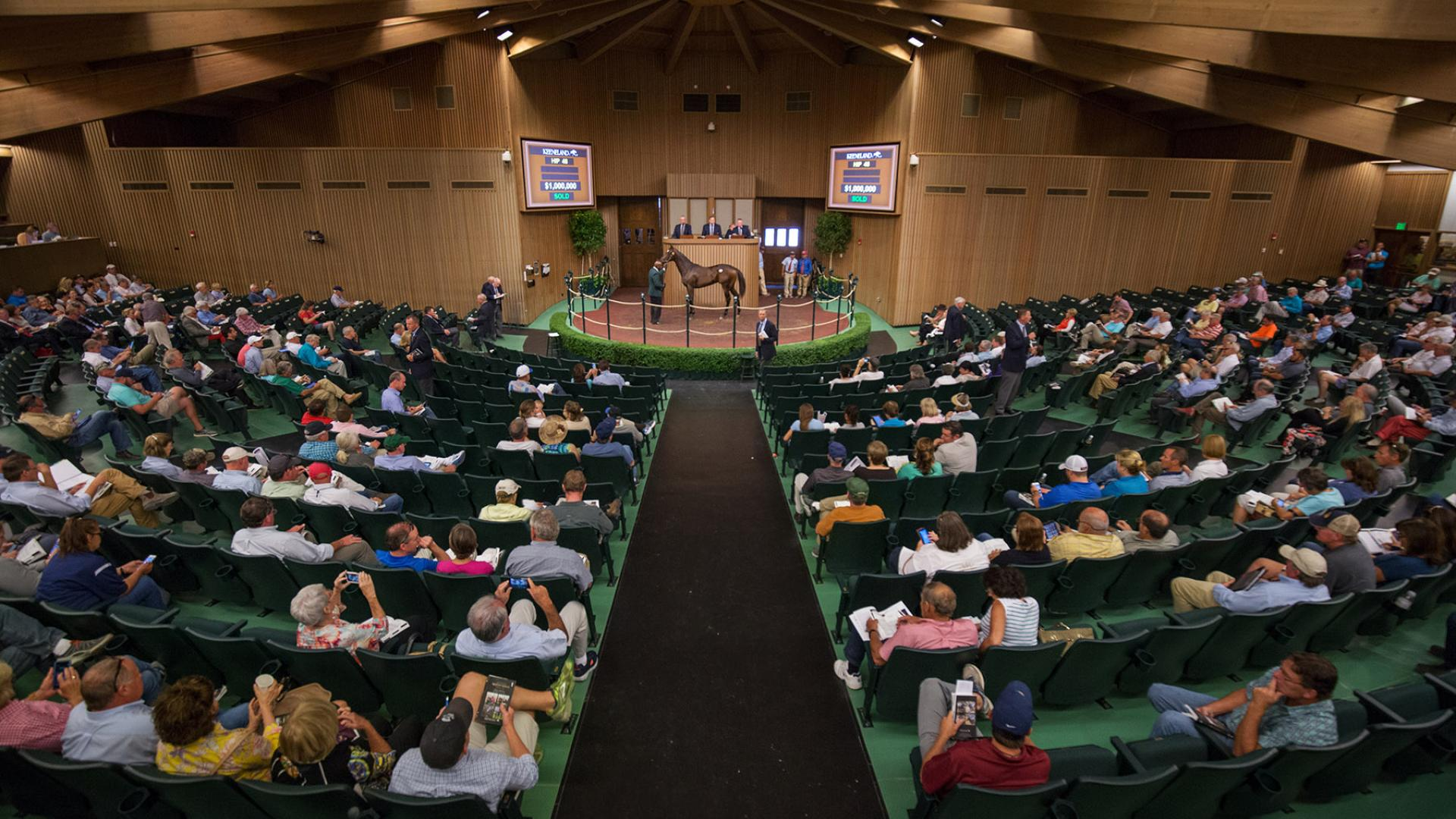 September Sale at Keeneland