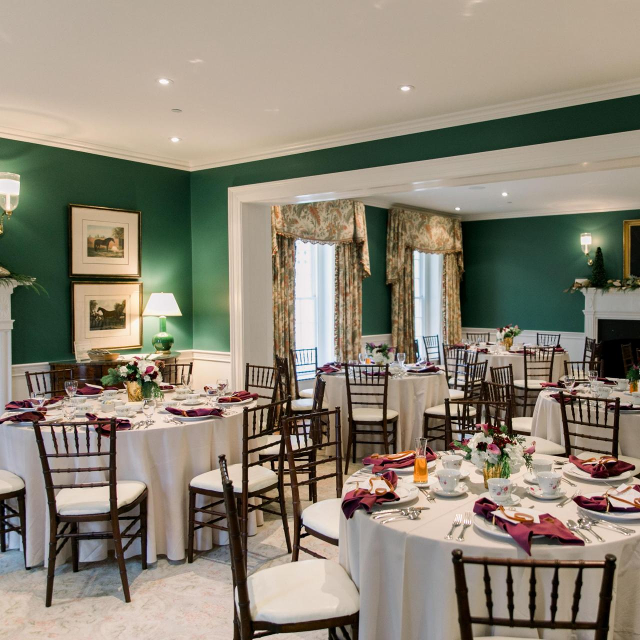 Holiday Tea at Keene Place