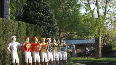 Jockey Garden