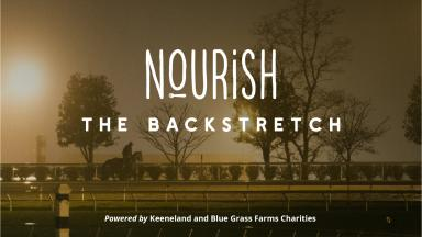 Nourish the Backstretch