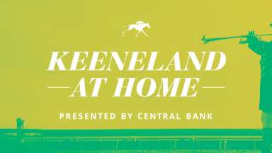 Keeneland at Home