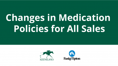 Changes in Medication Policies