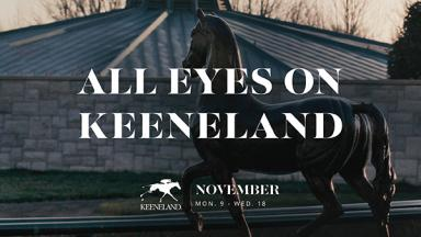 All Eyes on Keeneland