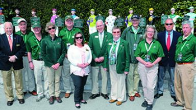Keeneland Tour Guides