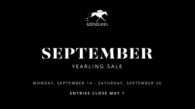 2020 September Yearling Sale