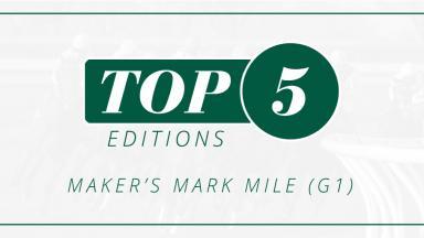Top 5 Maker's Mark Mile