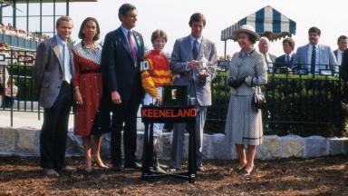 Queen Elizabeth II Challenge Cup, Keeneland Fall Meet