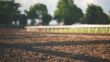 Keeneland main track
