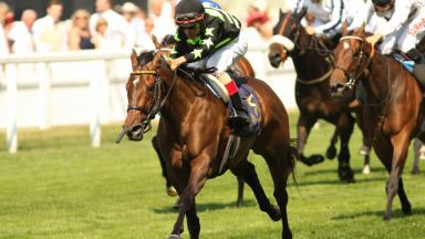 Lady Aurelia wins at Royal Ascot 2017