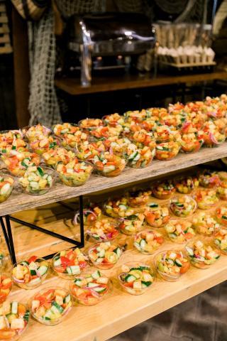 Keeneland Hospitality Food