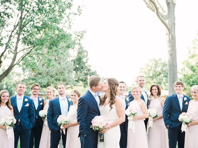 Kristen & Jonathan Bridal Party