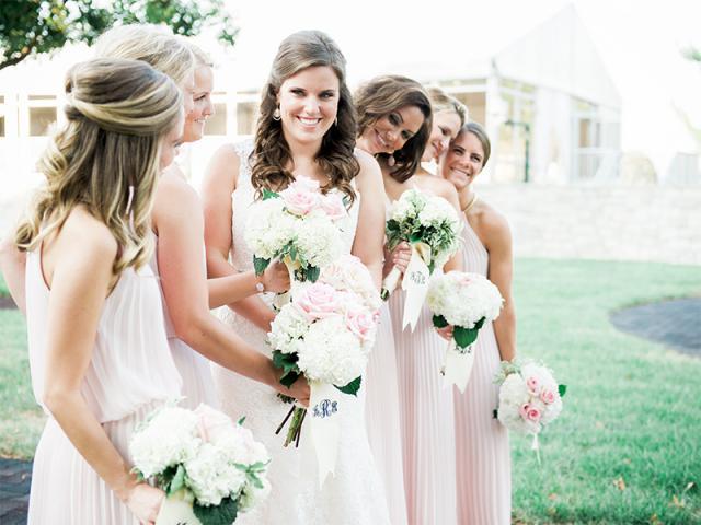 Kristen's Bridesmaids
