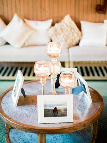 Keeneland Wedding Decor