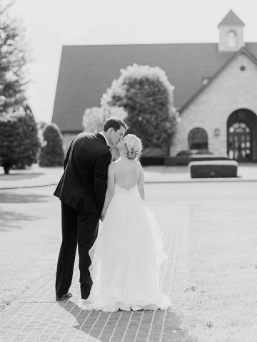 Abby & Nick Keeneland Wedding