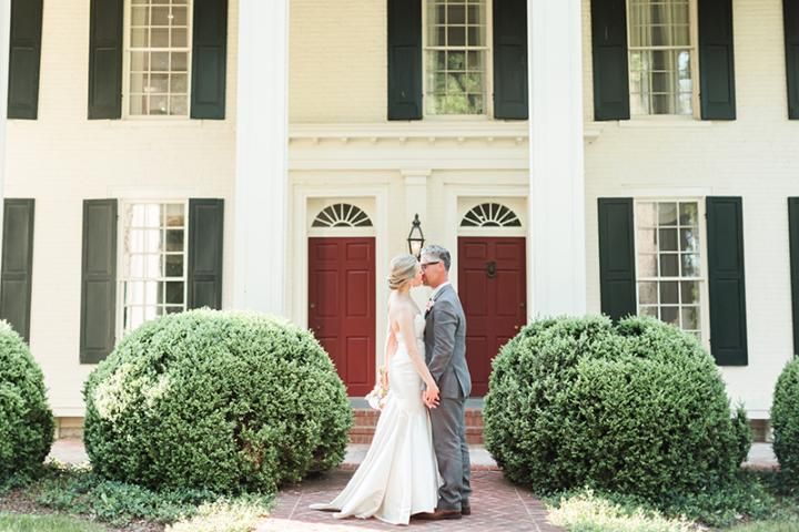 wedding at keene place
