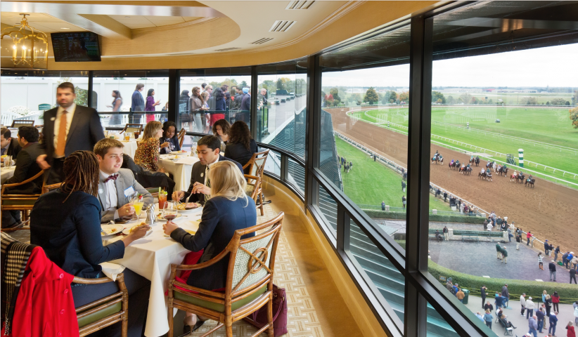 Event in Keeneland Room