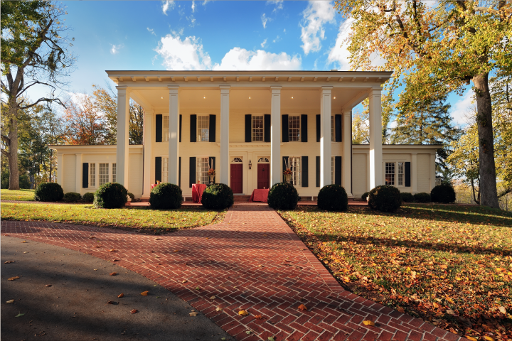 Exterior of Keene Place