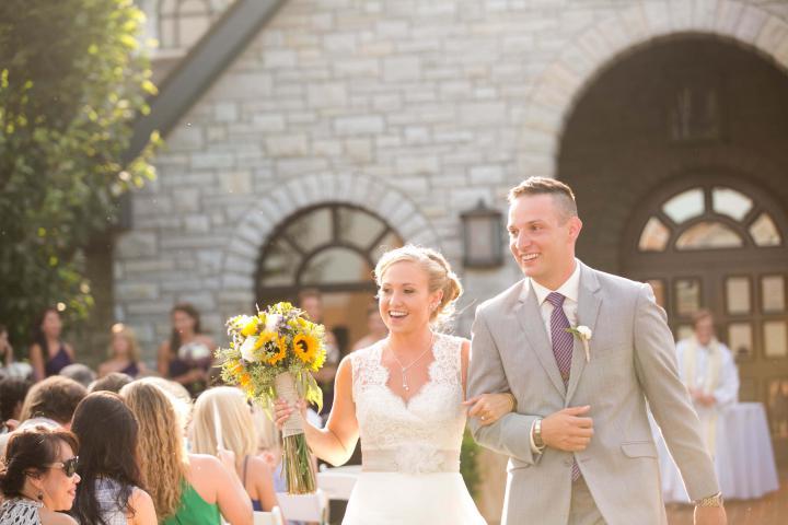 Keaton & Andrew Keeneland Wedding