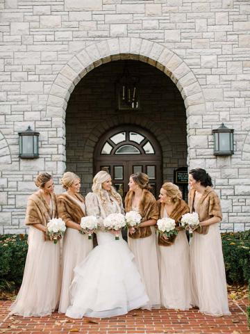 Brooke's Bridesmaids at Keeneland