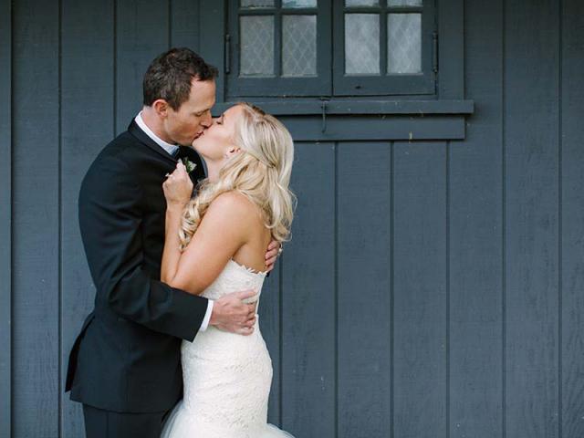 Brooke & Drew's Keeneland Wedding