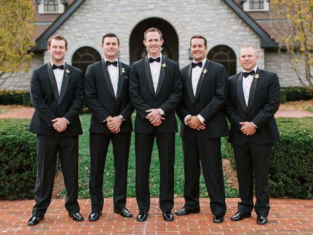 Drew's Groomsmen at Keeneland