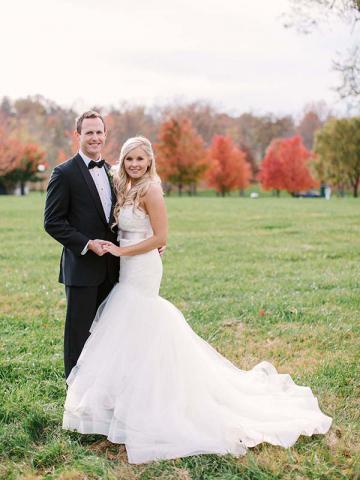 Brooke & Drew Wedding at Keeneland