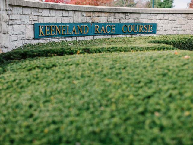 Keeneland Race Course