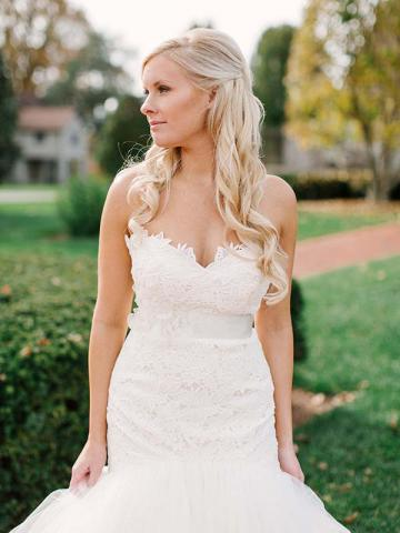 Brooke's Wedding Dress