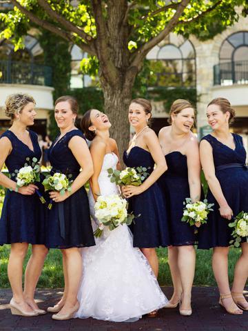 Amanda's Bridesmaids