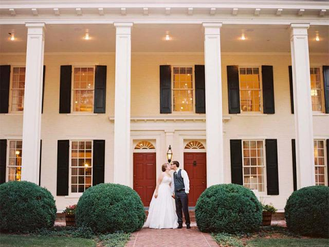 Elizabeth & Tim at Keene Place