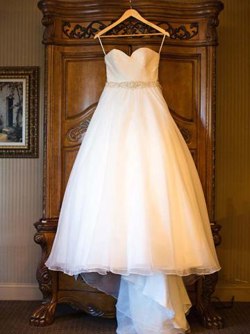 Sara's Wedding Dress