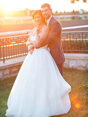 Sara & Derek Sunset