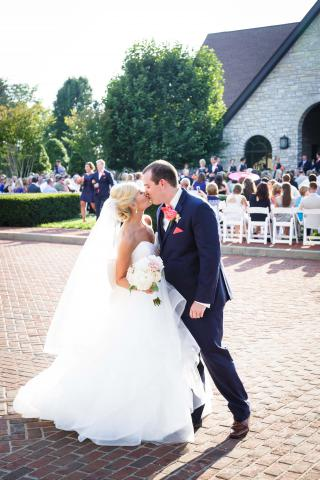 Sydney & Kyle Keeneland Wedding Ceremony