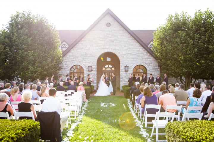 Sydney & Kyle Keeneland Wedding Reception