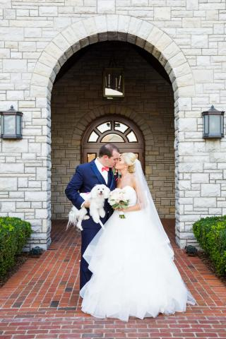 Sydney & Kyle Keeneland Wedding